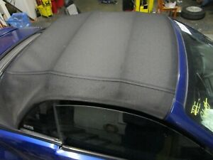 2003 04 Ford Mustang Svt Cobra Black Convertible Top W Pump 043