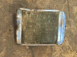 Ford 800 Series 860 Tractor Radiator Part