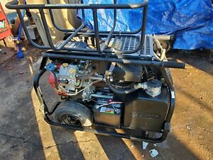 Stanley Hp1 Hydraulic Power Unit Very Low Hour