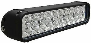 Vision X Xmitter 12 Led Light Bar Euro Beam Twenty 3 Watt Led Part Xil 200