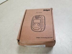 Drager Pac 6500 Single Gas Monitor 8327614