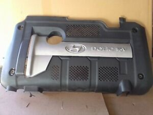 2006 Hyundai Tiburon Engine Cover Oem Used 29240 23650