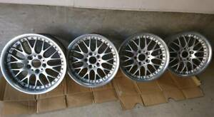 Genuine 17 Bbs Rs740 Bmw Style 42 E39 E60 Composite 2 Piece Wheels