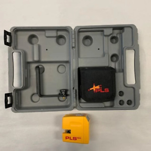 Pls 180 Pacific Laser Systems Laser Level Tool Used