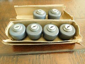 Vintage 1940s Nos Wheel Locks Spare Tire Locks Nos Chevrolet Ford Parts