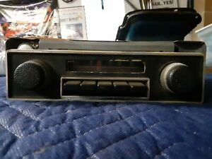 Dodge Dart Plymouth Duster Valiant Scamp Mopar A Body Radio With Bezel