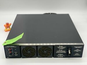 Newmar Pm 24 35 Power Module Power Supply Battery Charger 24vdc 35a P n 44