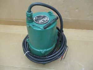 New Hydromatic Pumps Submersible Sump Spd100mh4 A3327dh
