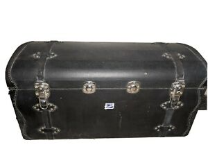 Antique Car Trunk Eagle Lock Buick Cadillac Packard Nash Leather Ford Chevy 20s