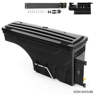 Fit Chevy Colorado Gmc Canyon 2015 2020 Driver Side Truck Bed Storage Box