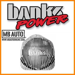Banks 19259 Differential Cover Raw For 03 18 Ram Aam 11 5 Or 11 8 14 Bolt