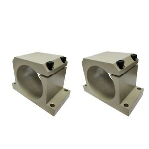 2 Piece Spindle Motor Mount Support Clamp