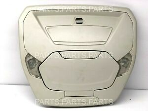 13 14 15 Ford Escape Map Lights Overhead Console Storage Oem White Fj54 s519a58