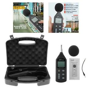 Handheld Digital Sound Level Meter Decibel Moniter Noise Measurement