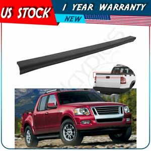 For 07 10 Ford Explorer Sport Trac Tailgate Cap Top Moulding Protector