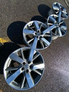 20 Nissan Pathfinder 5x114 3 Oem Factory Stock Wheels Rims Qx60 Rogue Murano