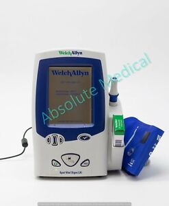 Welch Allyn Spot Vital Signs Lxi Patient Monitor Nibp Biomed Certified