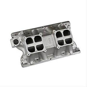 Weiand Hi ram Manifold Runner tunnel Ram For P n 1993