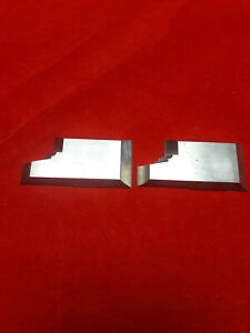 Wood Shaper Cutter Blades Millwork Molding Bits Industrial No Collet