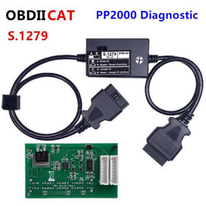 Module S 1279 Lexia 3 Pp2000 Diagnostic Scanner Connector For Peugeot Citroen Us