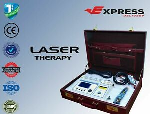 Computerised Low Level Laser Therapy Chiropractic Ce Approved Physical Therapy
