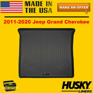 Husky Liners Weatherbeaters Cargo Liner Mat For 2011 2019 Jeep Grand Cherokee