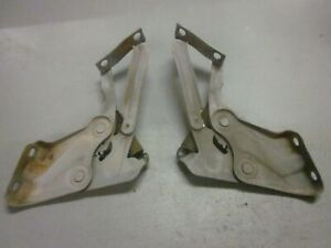1955 56 57 Chevy Gmc Pickup Truck Hood Hinges Pair Right Left