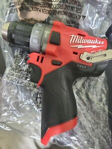 Milwaukee 2504 20 M12 Fuel 12v Brushless 1 2 Hammer Drill Driver Tool only Gen2