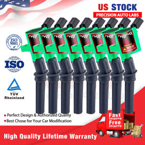 8 Pack Ignition Coil For Ford F150 Expedition 4 6l 5 4l 2000 2001 2002 2003 2004