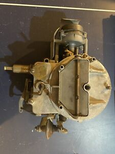 Ford Mercury Original Autolite 1967 2100 1 14 Venturi Carburetor C7df V Cougar