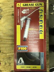 Alemite Air Operated Grease Gun f100
