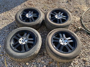 05 09 Ford Mustang Gt 17 Wheels Rims And Tires Used Set Of 4