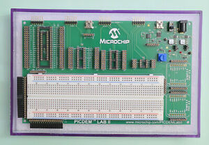 Genuine Microchip Dm163046 Picdem Lab Ii Development Platform Prototyping Board