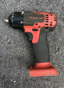 Snap on Tools Ct8810b 18v 3 8 Impact Wrench Bare Tool Only