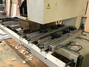 Morbidelli Point To Point Cnc Machining Center Cabinet Maker Woodworking Router