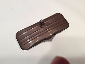 Vintage 1939 To 1950 Guide Gm Glare Proof Rear View Mirror 929014