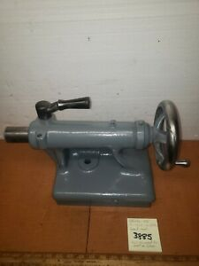 South Bend Lathe 14 1 2 Tailstock Complete 3mt