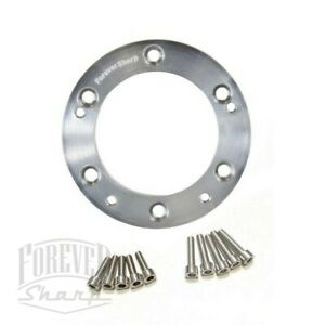 1 2 Steering Wheel Hub Adapter Conversion Spacer 6 Hole To Fit Grant Apc 5 Hole