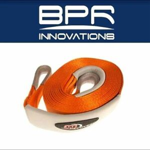 Arb 4x4 Accessories Recovery Snatch Strap Orange 24 000 Lbs Capacity Arb710lb