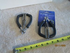 Blue Point Tools Wire Cutter And Strippers 2 In 1 Tool Pwc8 Set Of 2 New
