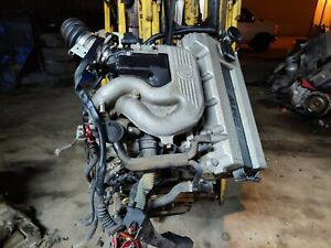 96 99 Bmw E36 Z3 1 9l Manual 4 Cylinder Engine Motor Block Assembly Tested Oem