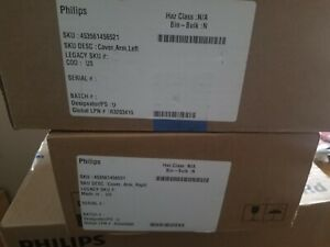 Philips Ultrasound 453561456521 And 31 Cover Arm Left And Right Sealed Box