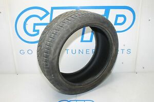 Continental Extreme Contact Dws 245 40zr18 18 Tire Single 8 32nds Tread