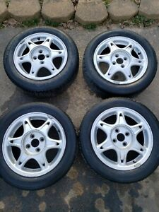 Acura Integra 15 Oem Wheels 15x6 Rims 4x100 45