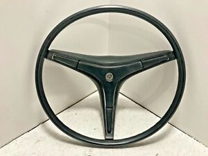 Mopar Steering Wheel A B Body 1971 72 73 Charger Dart Satellite Gtx Roadrunner