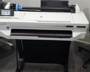 Hp Designjet T530 24 Wide Large Format Wireless Printer With Hp Warranty