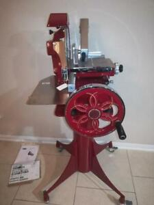 Berkel 300m Prosciutto Meat Slicer With Stand Excellent Condition