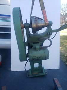 Southbend Lathe Antique Pedestal Countershaft Assembly Complete Very Rare