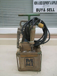 Mcelroy 216101 2lc 2cu 2 Plastic Pipe Welding Fusion Facer Iron Holder Used