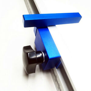 Miter Track Stop T slot T tracks For 30 Type Woodworking Diy Table Saw Sled